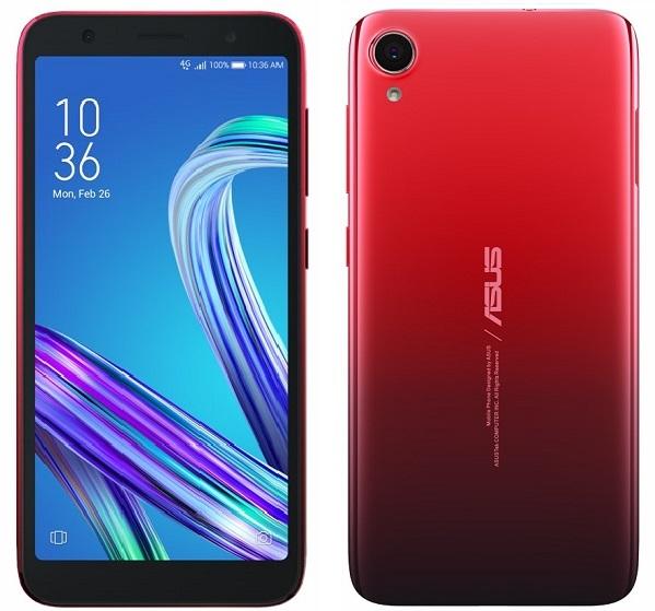 ZenFone Live L2 ZA550K